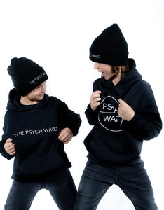 Youth Psych Ward Circle Logo Hoodie