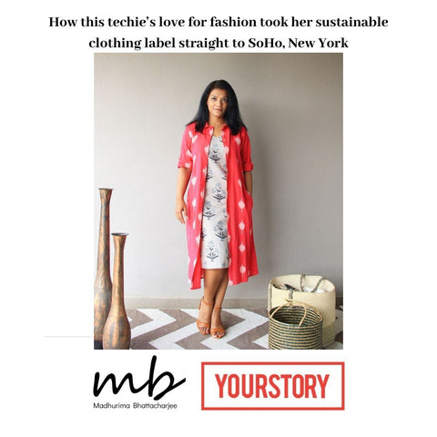 Madhurima Bhattacharjee on Yourstory