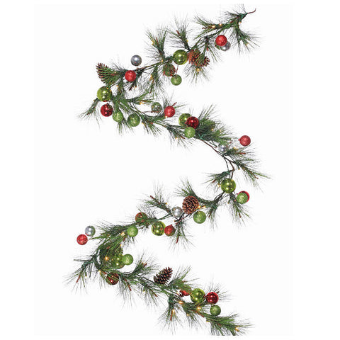 Holiday Pine Garland