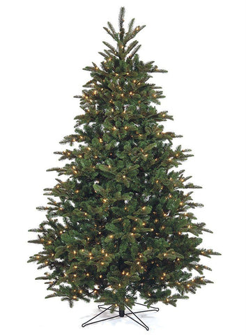 Nordman Lighted Fir Tree (12 Feet)