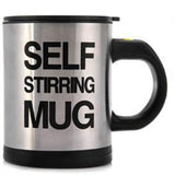 Self Stirring Mug - Electric Stirring Coffee Cups - Shop AWESOME!