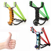 Rubber Bands Folding Wrist Powerful Outdoor Slingshot - Shop AWESOME!