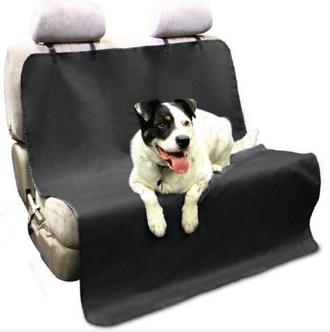 Foldable, Waterproof and Anti-Mud Back Pet Seat Cover
