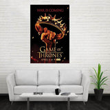 Game of Thrones Wall Posters - Wall Art GOT with different designs!