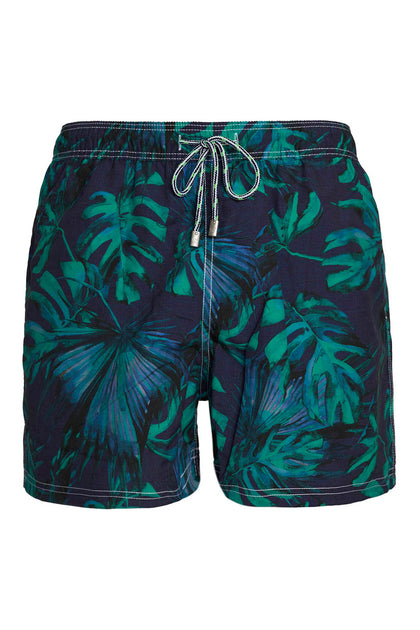 Short de bain Tropical