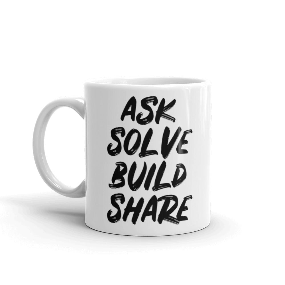 Ask Solve Build Share