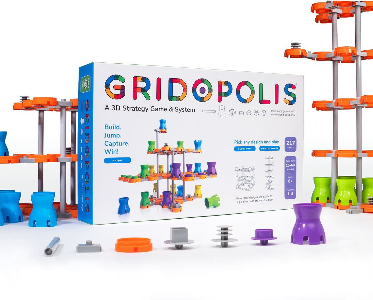 Gridopolis: Second Edition