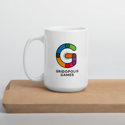 Gridopolis Coffee Mug