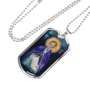 St. Maximus the Confessor Pendant