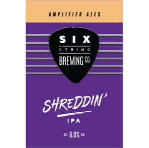 Shreddin' IPA Kegs