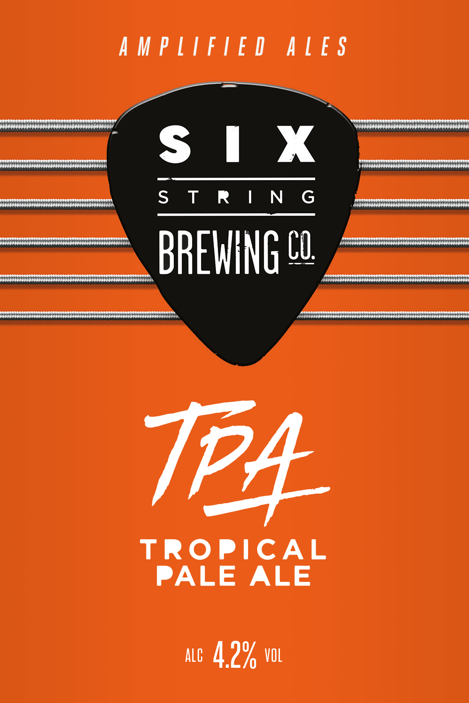 TPA (Tropical Pale Ale) Kegs