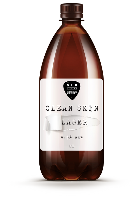 Clean Skin Lager 2L