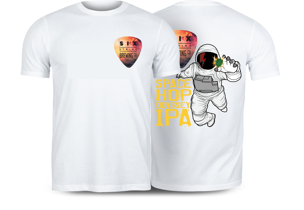 Space Hop Odyssey T-Shirt