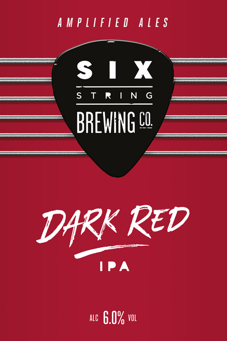 Dark Red IPA Corny Fill