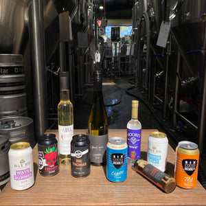 Ultimate Thirst-Aid Hamper (Beer, Wine and Spirits)