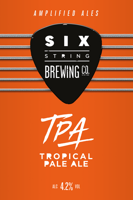 TPA (Tropical Pale Ale) Corny Fill
