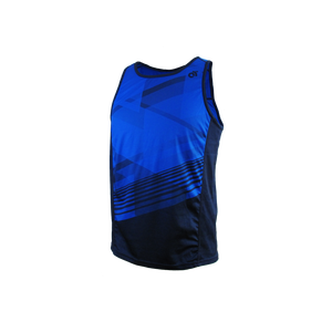 Apex Men's Run Singlet LINE