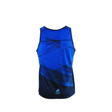Load image into Gallery viewer, Apex Men's Run Singlet LINE