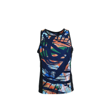 Load image into Gallery viewer, Apex Men's Run Singlet MULTI