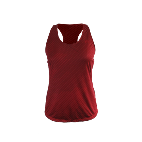 Bella Summer Singlet CRIMSON