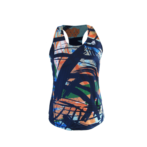 Bella Summer Singlet MULTI