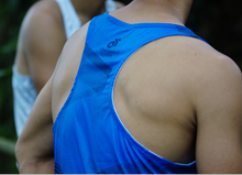 Load image into Gallery viewer, Apex Men's Marathon Run Singlet LINE