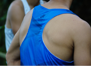 Apex Men's Marathon Run Singlet LINE