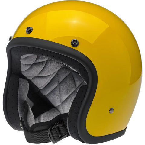 BONANZA HELMET - SAFE-T YELLOW