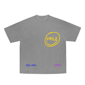Juice WRLD X The Weeknd Prosper Tee In Grey + Digital Album