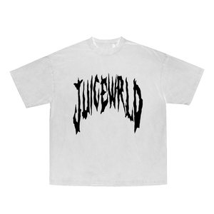 Juice WRLD Tee in White - JuiceWrld