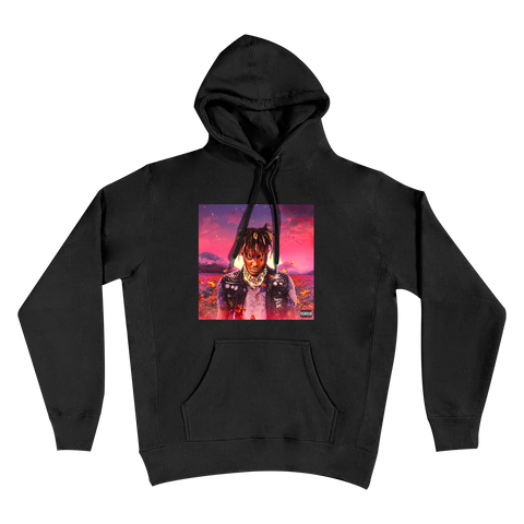 Legends Never Die Album Hoodie + Digital Album - JuiceWrld