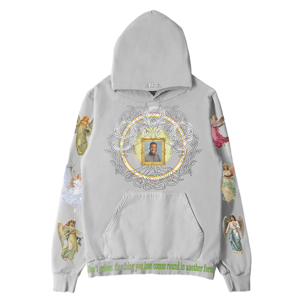 Juice WRLD X ABC Conspiracy of Hope Hoodie + Digital Album - JuiceWrld