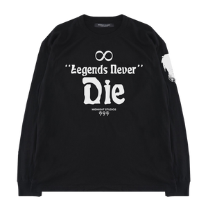 Juice WRLD X Midnight Studios Legends Never Die Long Sleeve + Digital Album - JuiceWrld