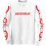 BARBED WIRE JUICE WRLD LONG SLEEVE (Three colors Available) - JuiceWrld