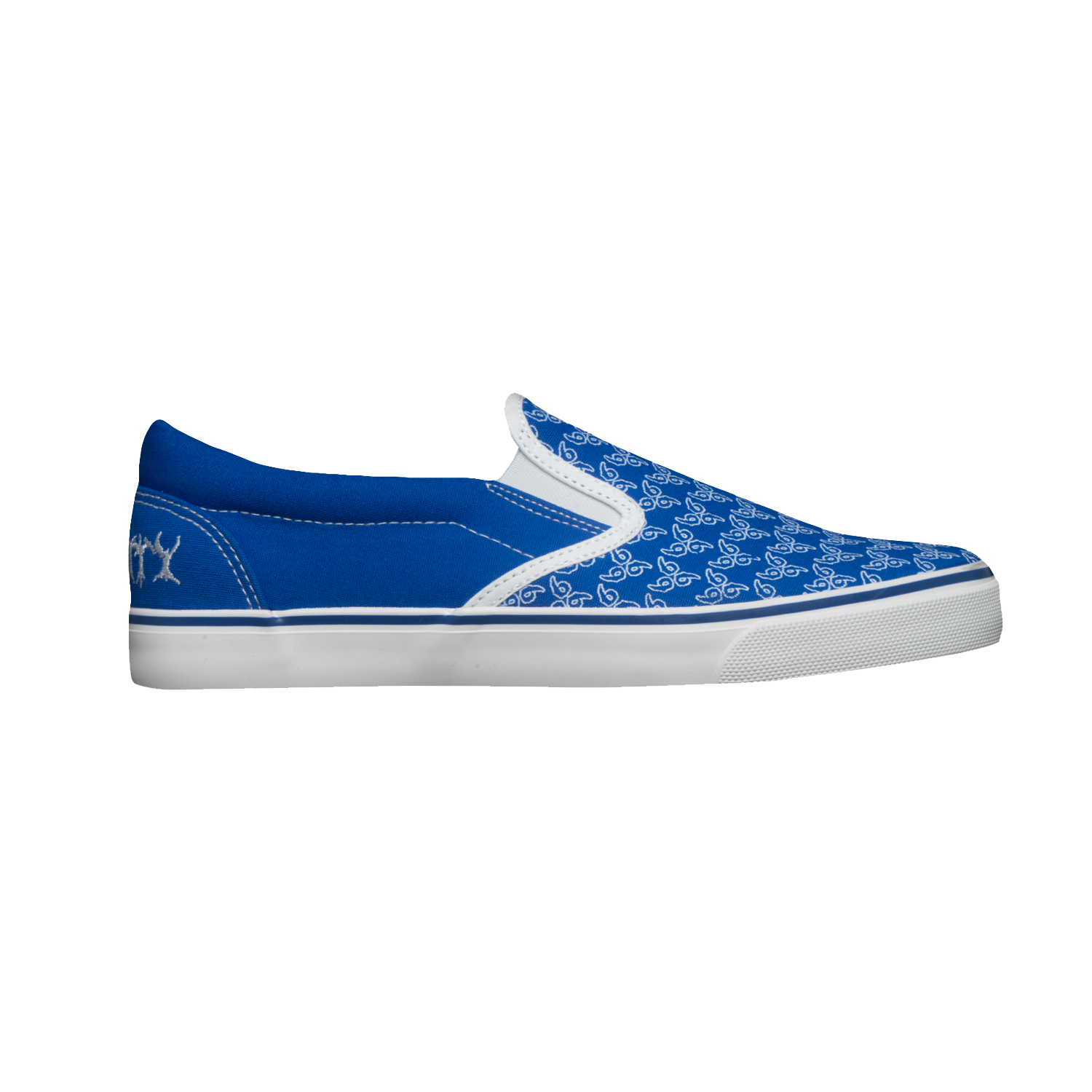 999 No Vanity Shoe in Blue