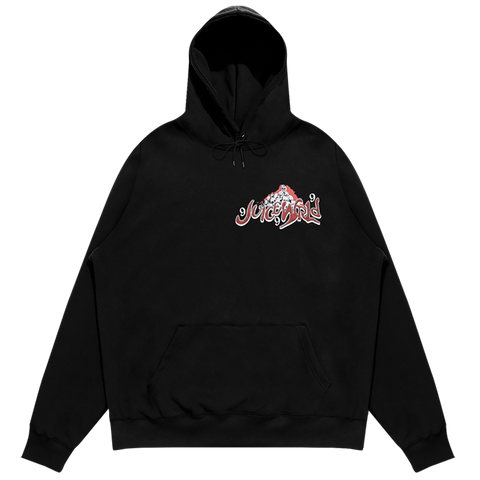 Juice WRLD X FaZe Clan Champion Hoodie + Digital Album - JuiceWrld