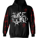 SHADOWS IN MY ROOM HOODIE - BLACK - JuiceWrld