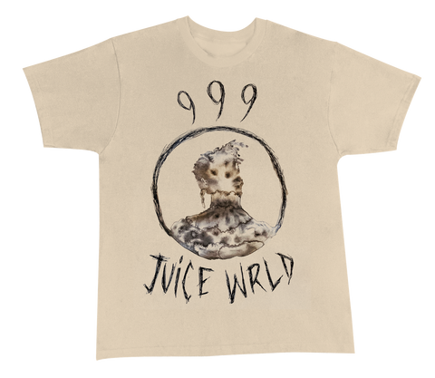 999 Juice WRLD Tee + Digital Album - JuiceWrld