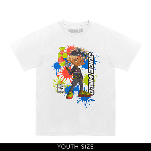Youth Juice WRLD X Faze Clan Ready Up Tee - JuiceWrld