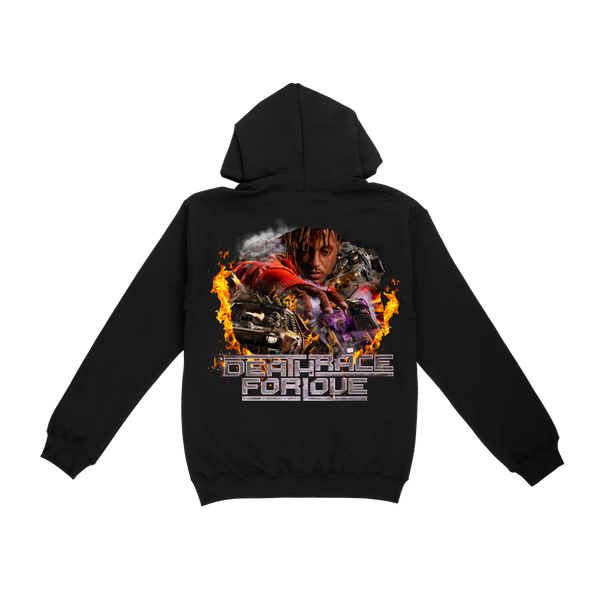 Death Race for Love Hoodie Black