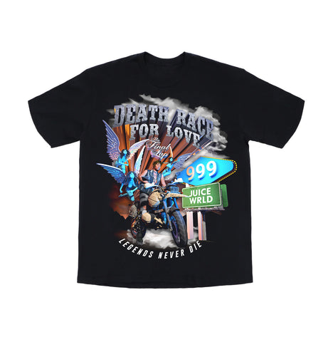 Juice Wrld Tribute Tee - JuiceWrld