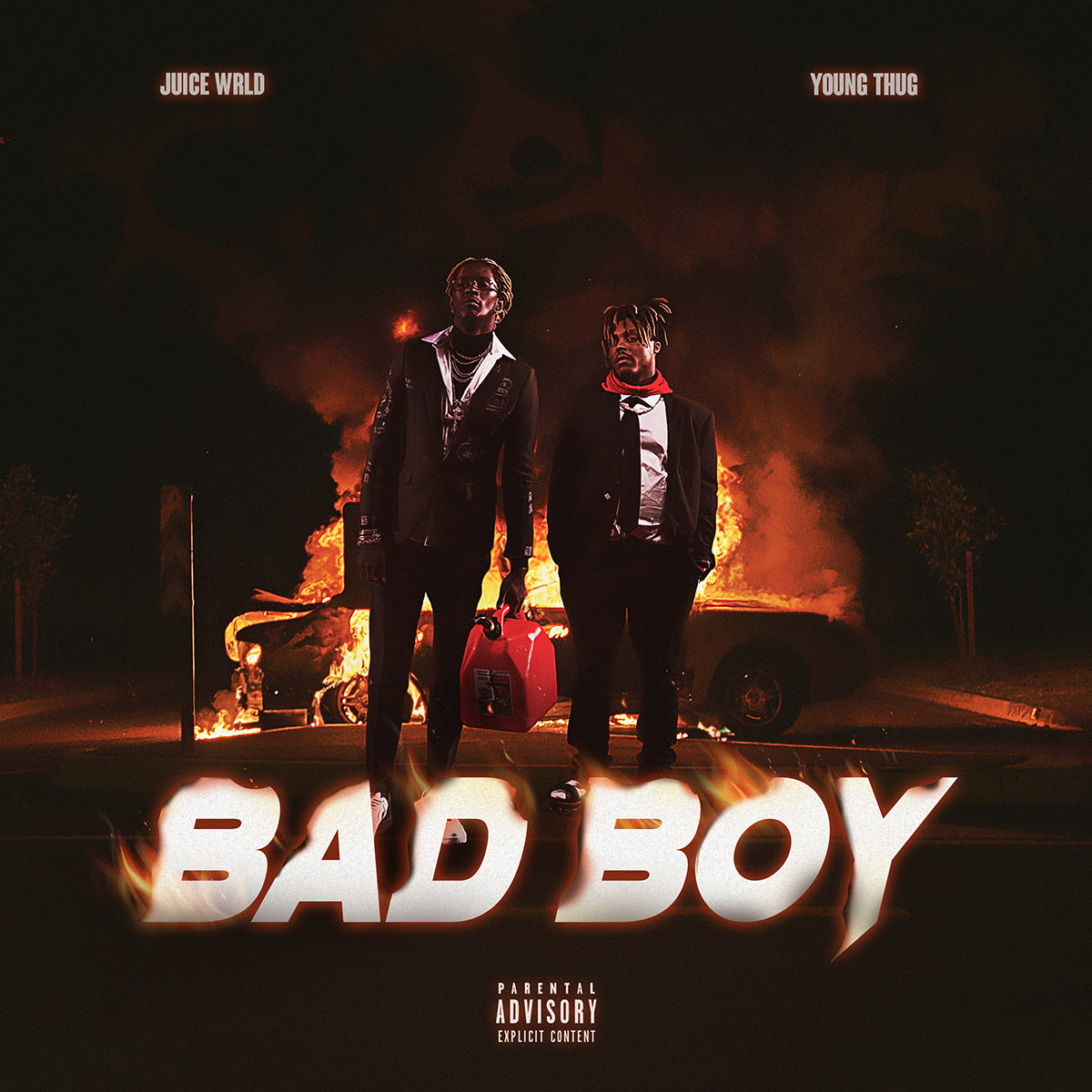 """Bad Boy"" Digital Single"