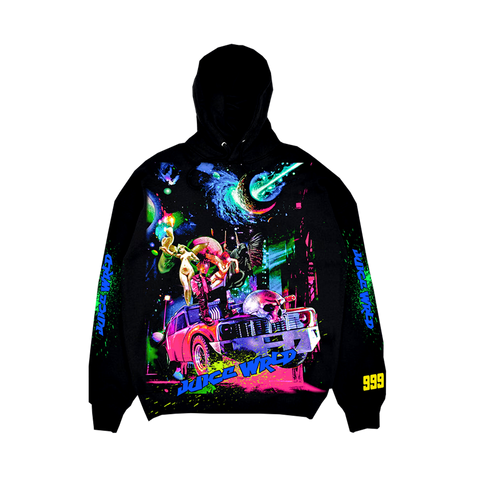 Juice WRLD X VLONE Cosmic Hoodie + Digital Album - JuiceWrld