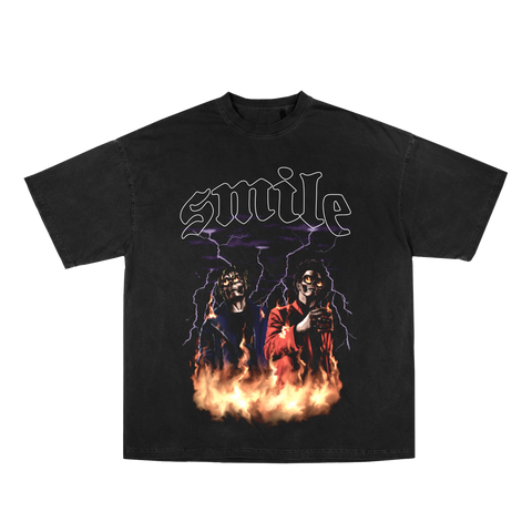 Juice WRLD X The Weeknd Spirits Tee + Digital Album