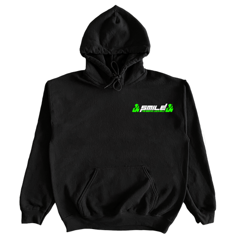 Juice WRLD x XO x VLONE Double Agent Hoodie + Digital Album