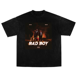 Bad Boy Tee Black