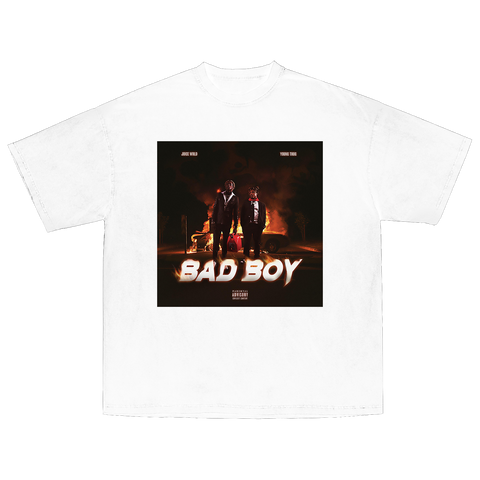 Bad Boy Tee White