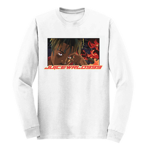 I WONT LET YOU FORGET ME LONG SLEEVE LIMITED EDITION - WHITE