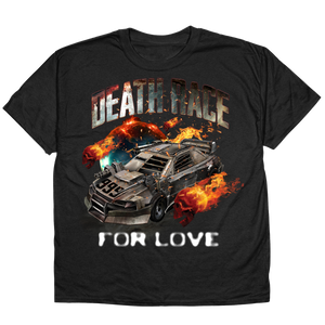 999 DEATH RACER TEE - JuiceWrld