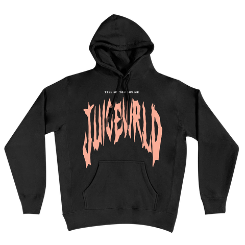 Juice WRLD Hoodie + Digital Album - JuiceWrld